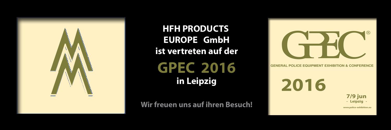 HFH auf der GPEC 2016